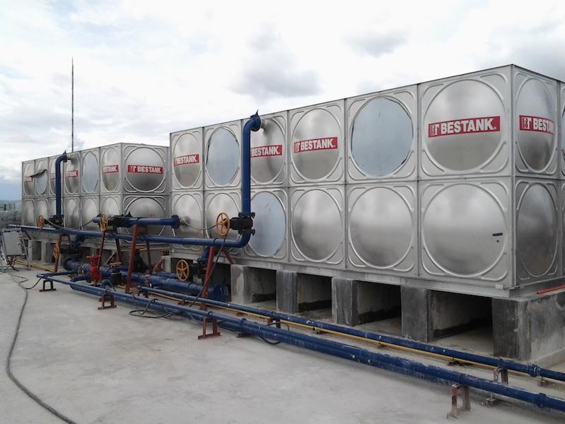 Storage Tank – Park Inn of Radisson at SMLanang