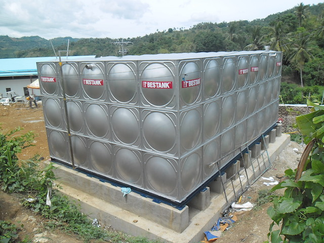 Storage Tank – Cebu Factory