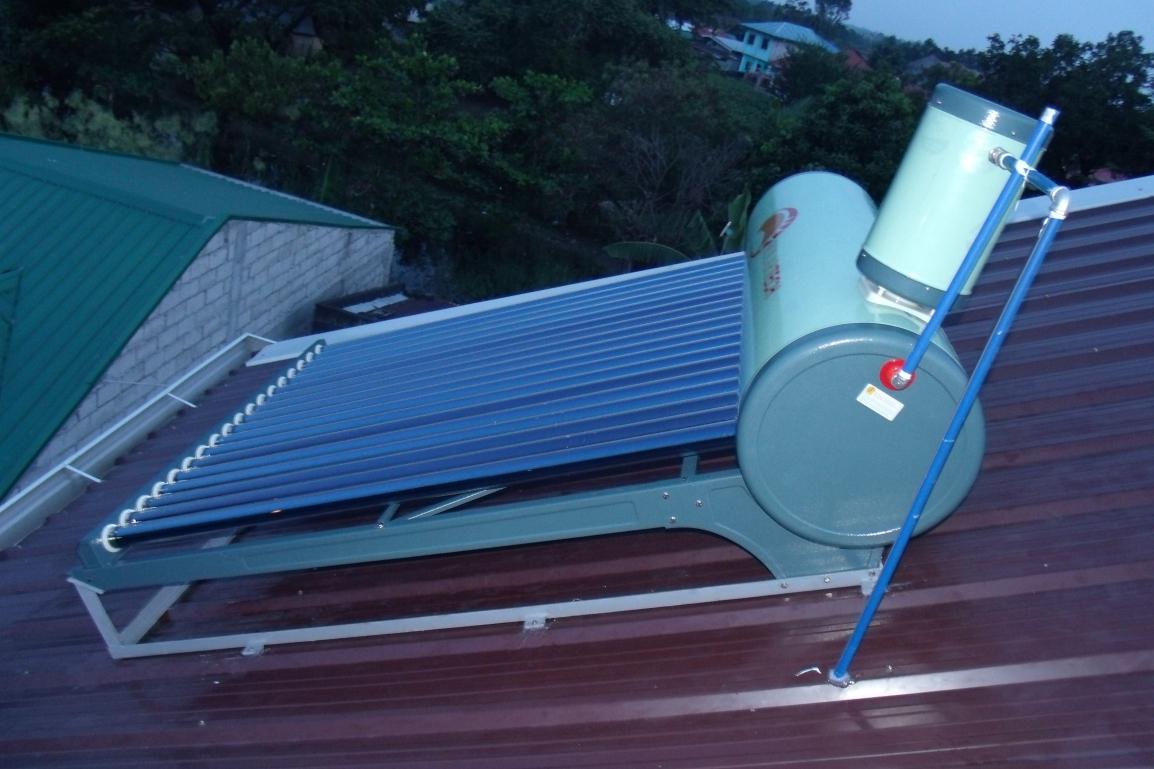 Solar Heater –Residence