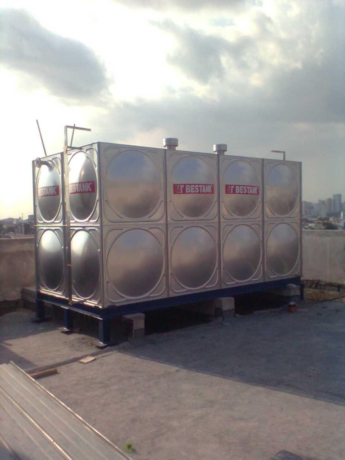 Storage Tank –Aurum