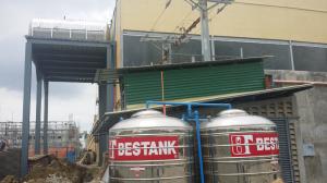 Cebu City Time Square Storage Tank 2