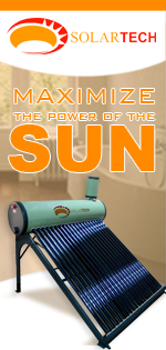 Solartech Solar Heater