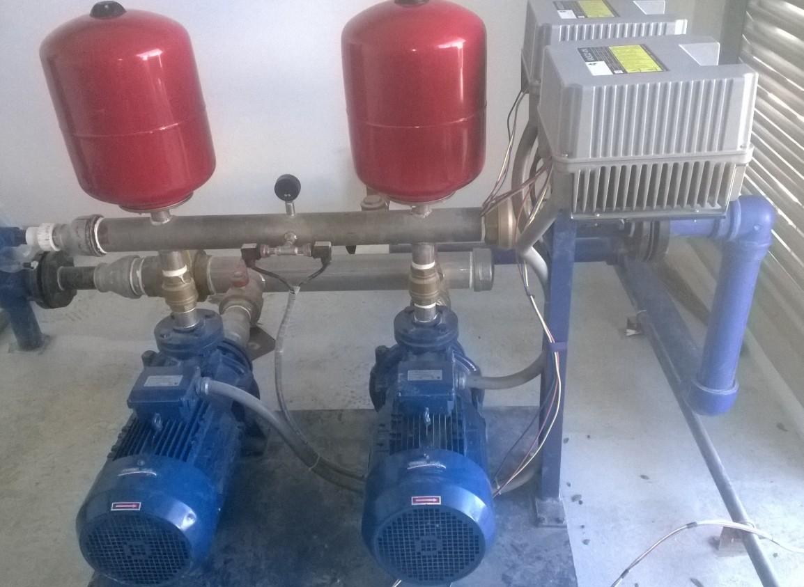 Speroni Constant Pressure System – Telco OfficeParanaque