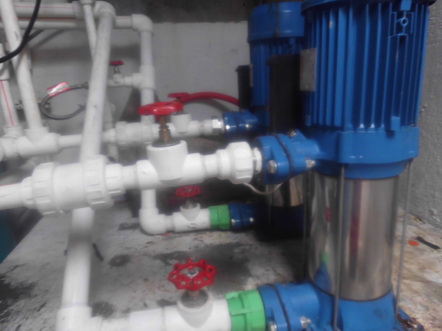 Speroni Duplex Pressure BoostingSystem
