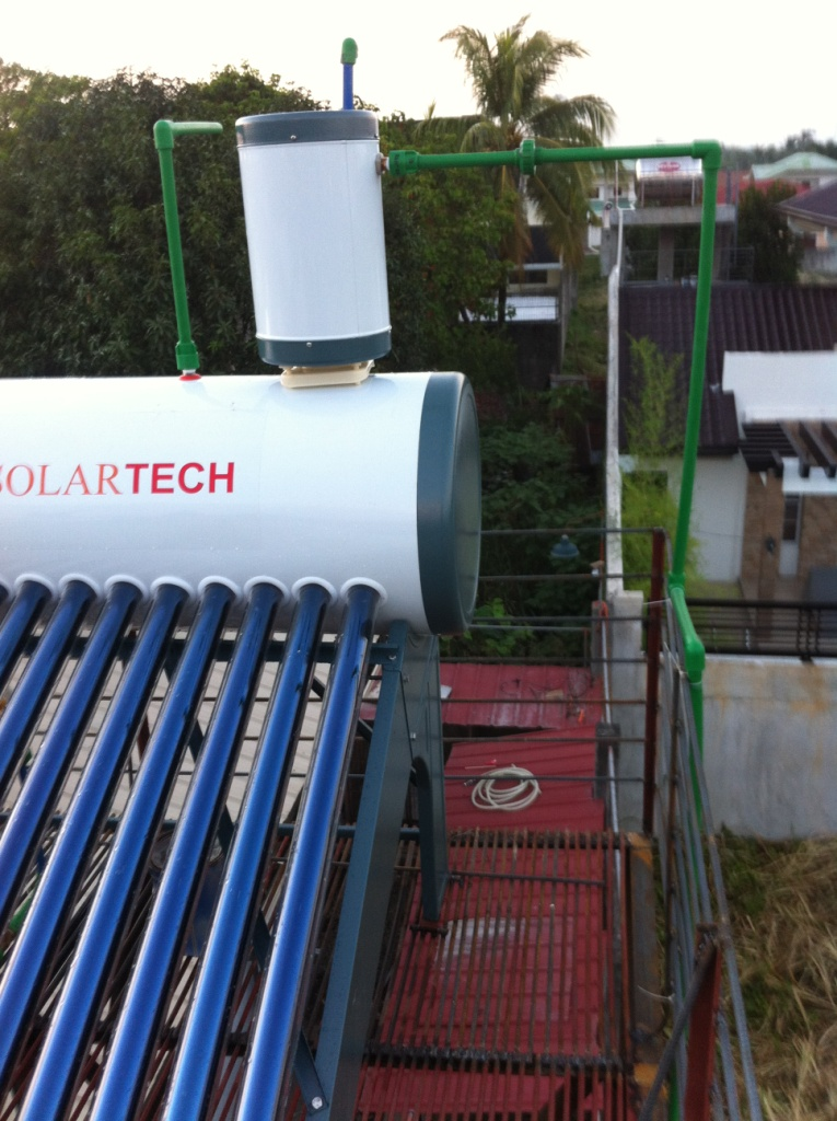 Solartech Solar Water Heater – Residential ButuanCity