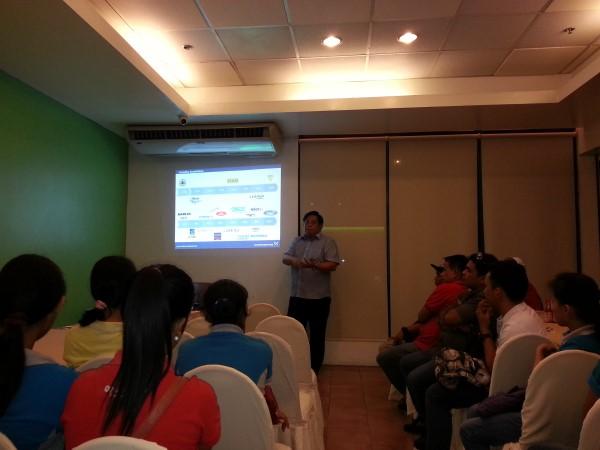 TST visits Naga and LegazpiCity!