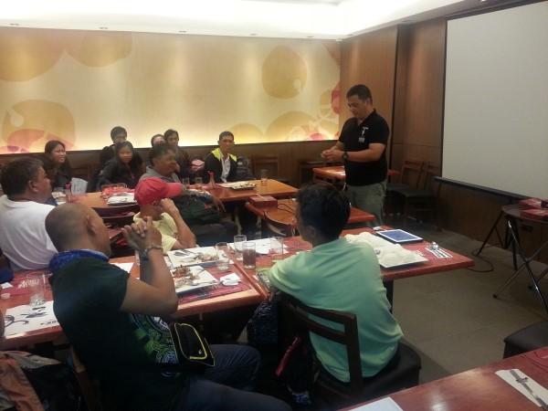 TST Seminar in PasigCity