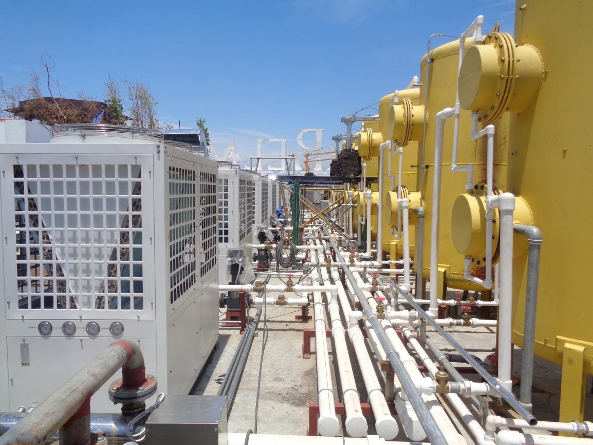 Heat Pump – Newport BelmontHotel