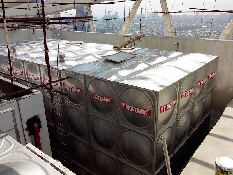 Bestank 1 In Water Storage Tanks Water Pumps Pressure