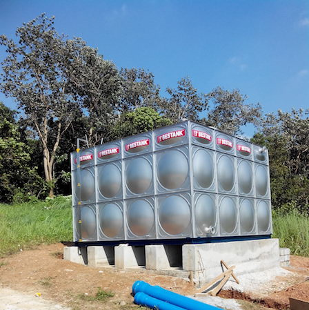 Modular Tank – Amiya Raya Highland Homes