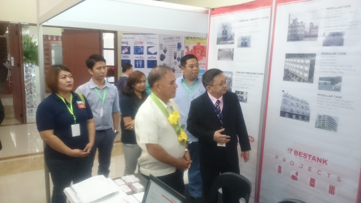 Bestank joins the 8th Luzon Regional Conference & Trade Exhibit (PSPE)