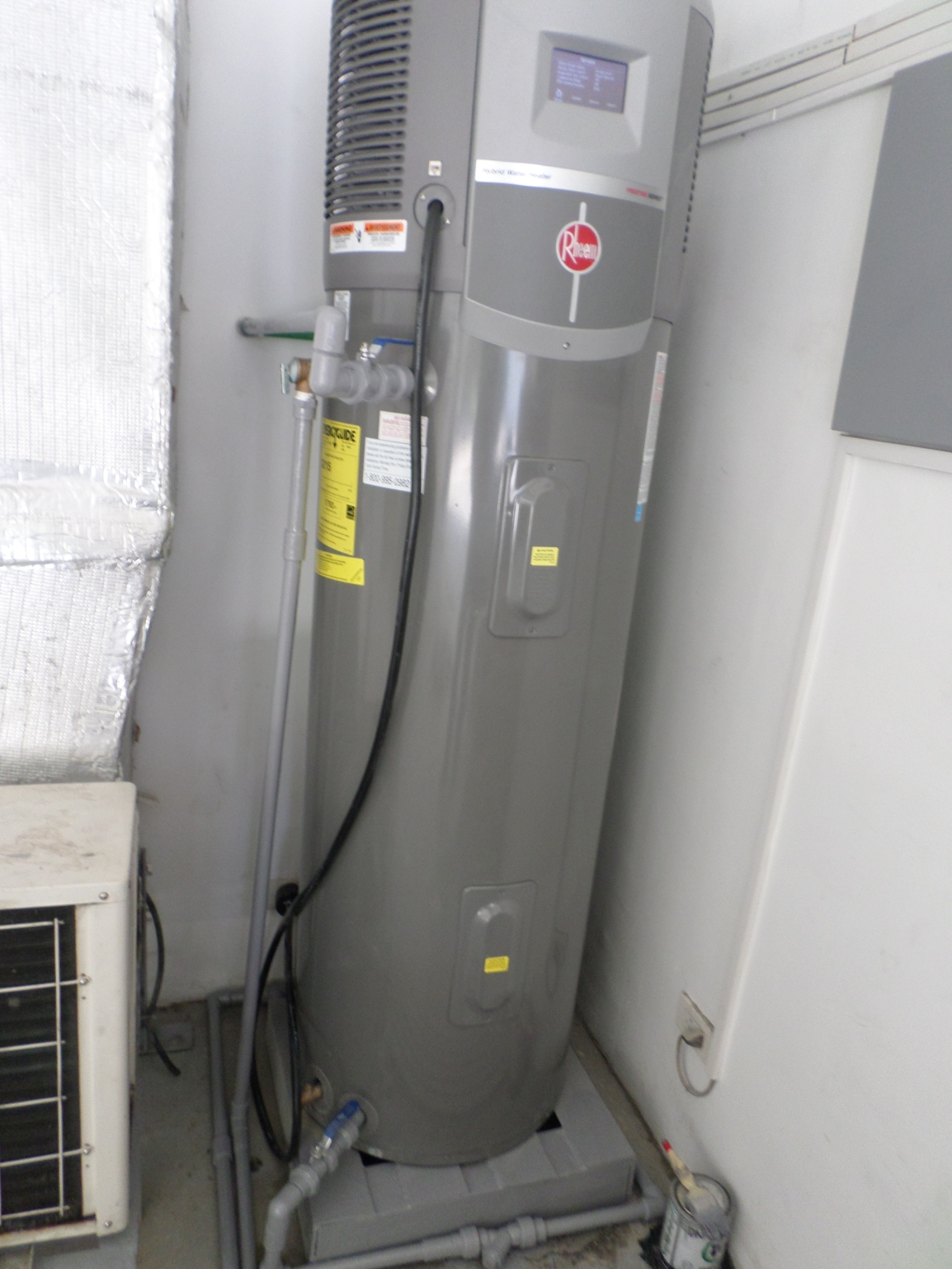 Rheem Hybrid Heat Pump – Embassy of Switzerland