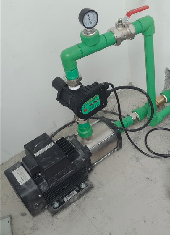 Grundfos CM 5-4 Water Pump, Flustronic Pump Protector and MAC-3 Float Switch Installations – Pasong Tamo, Quezon City