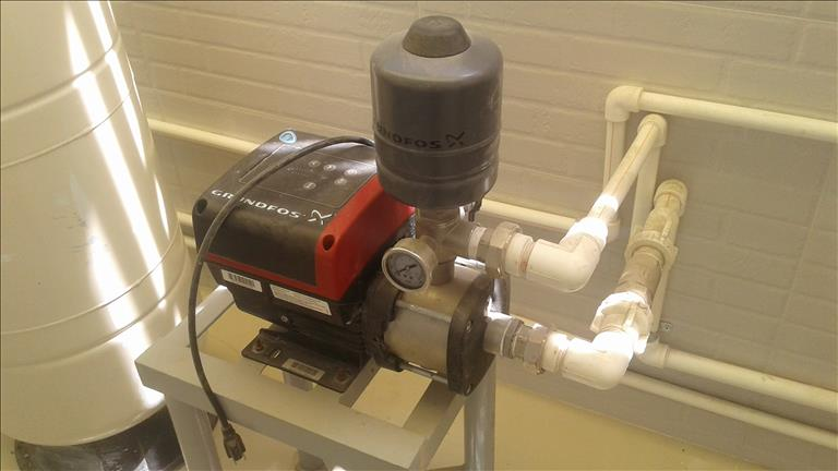 Grundfos CMBE 5-62 Centrifugal 2HP with Booster Pump Installation – The Parkplace Village Anabu,Cavite