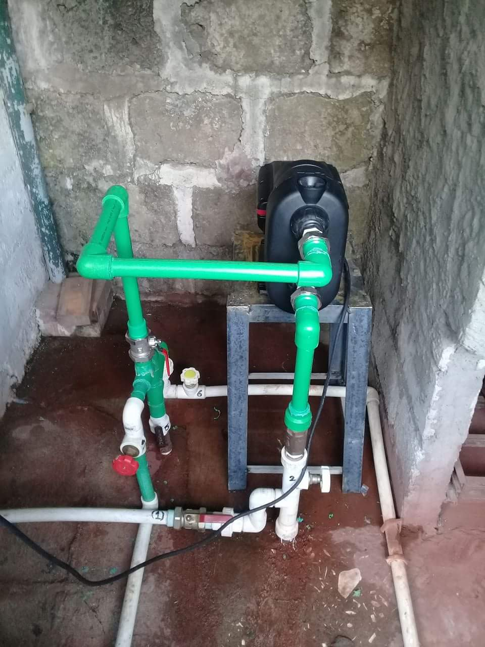Grundfos Scala 2 Booster Inverter Pump Installation – Brgy. Ugong, Valenzuela City