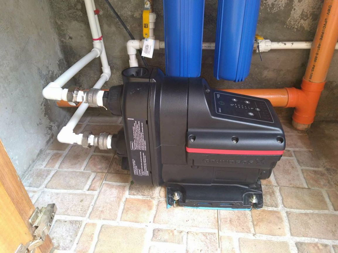 Grundfos Scala 2 Booster Inverter Pump Installation – Liloan, Cebu City