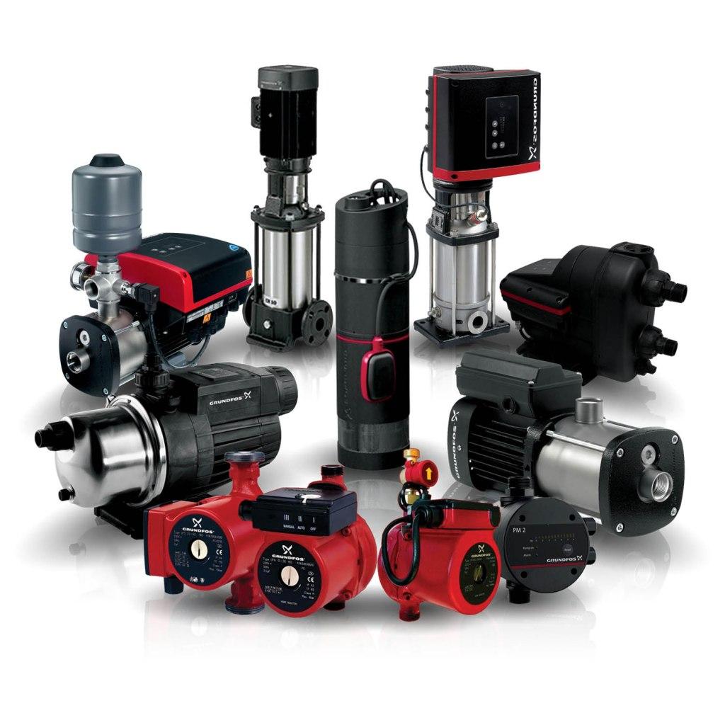 Pumps/Pressure Tanks – Bestank