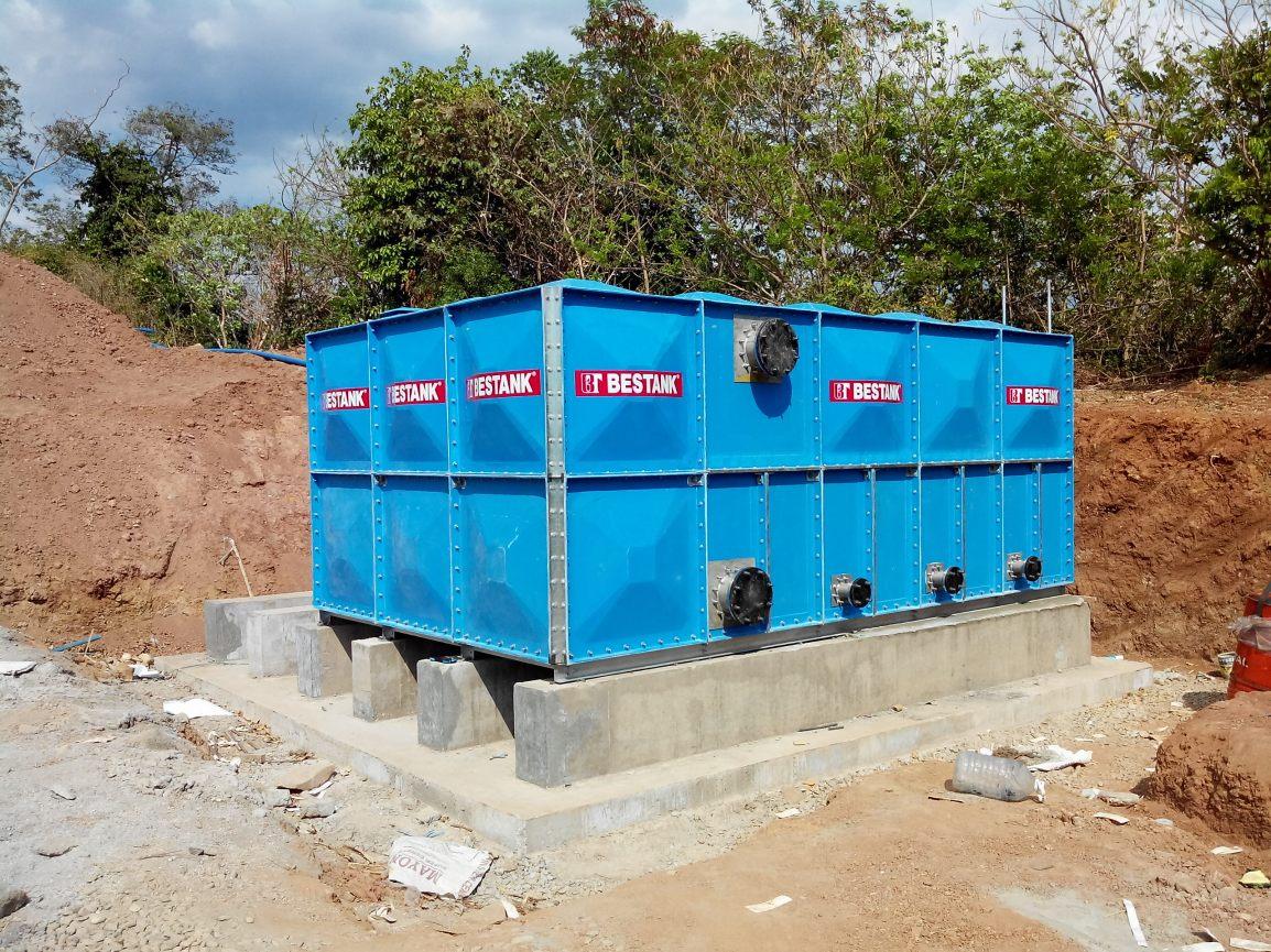 FRP Modular Tank – CamayaCoast