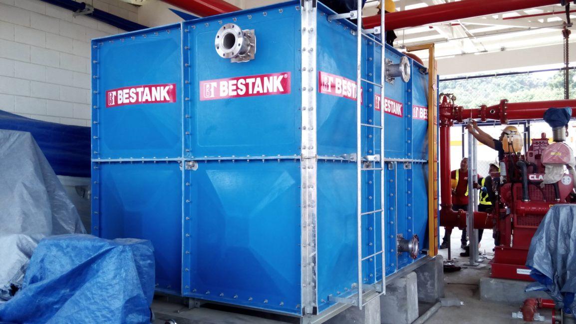 FRP Modular Tank – Jotun ManufacturingCorporation