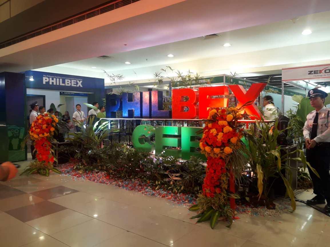 Bestank is in Philbex Cebu2019!